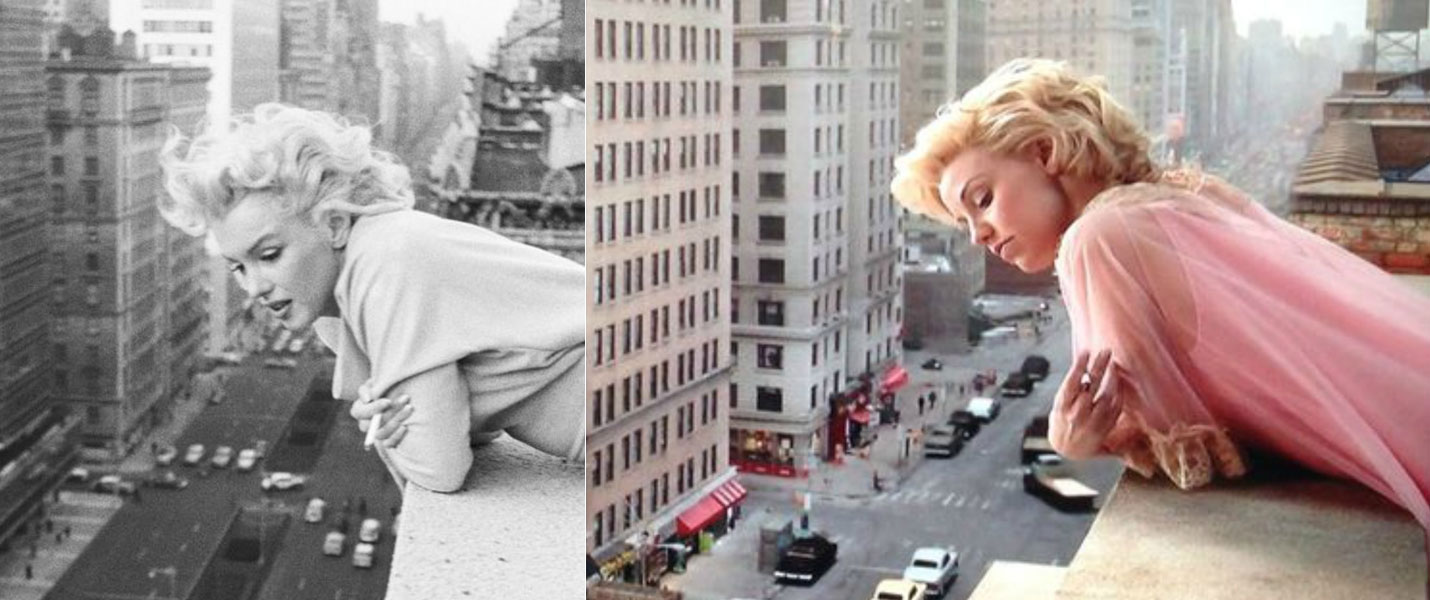 The secret life of Marilyn Monroe, TV