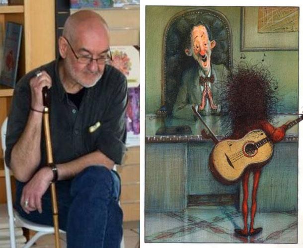 Νικόλας Ανδρικόπουλος, ζωγράφος