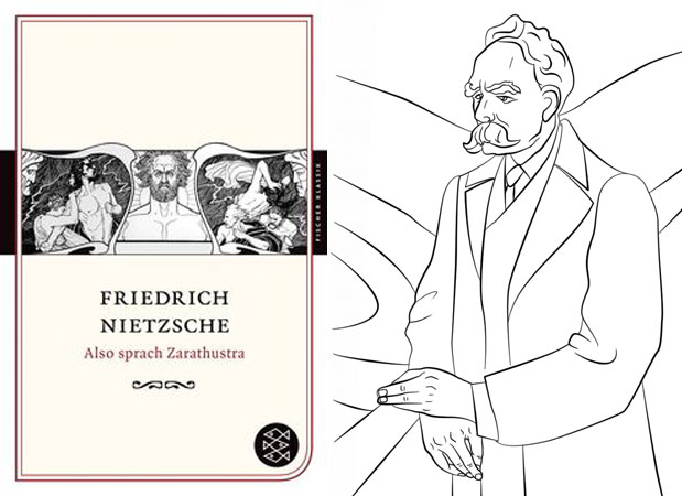 Φρίντριχ Νίτσε, Nietzche