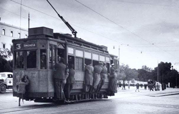 Αθήνα, Ηλεκτρικά τραμ