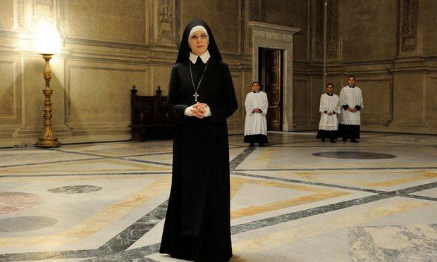 The Young Pope, Diane Keaton, ΤΗΛΕΟΡΑΣΗ, Ο νεαρός Πάπας,