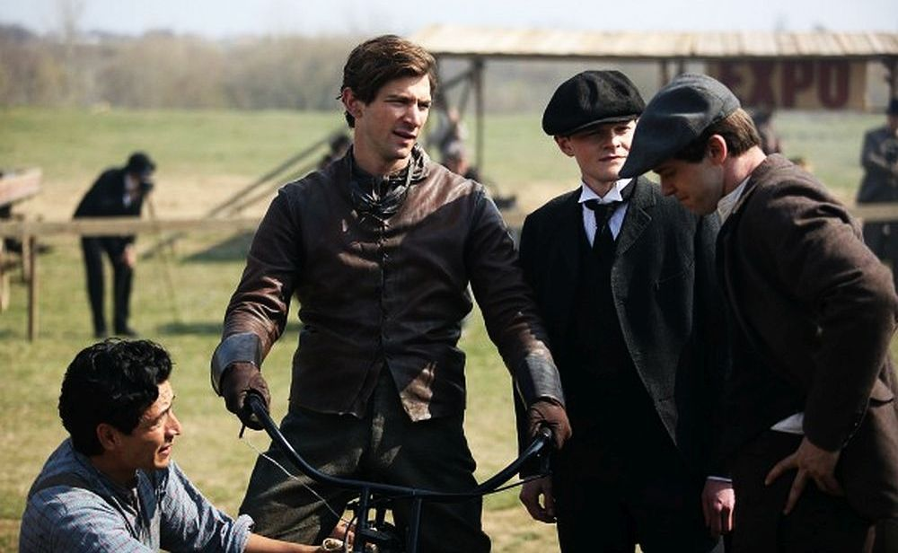 HARLEY and the DAVIDSONS, TV series, ΤΗΛΕΟΡΑΣΗ, DISCOVERY CHANEL, MICHIEL HUISMAN