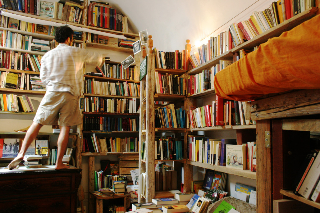 """Βιβλιοπωλείο """"Ατλαντίς"""", Σαντορίνη"""