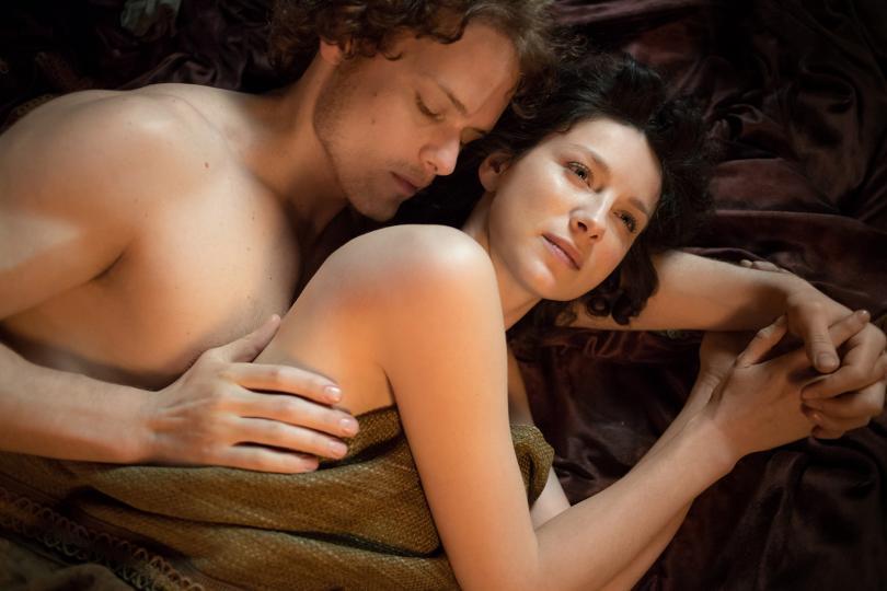 outlander, season 2, Τηλεοπτική σειρά