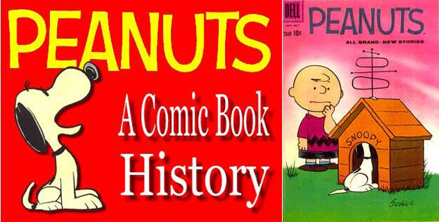 peanuts, comic