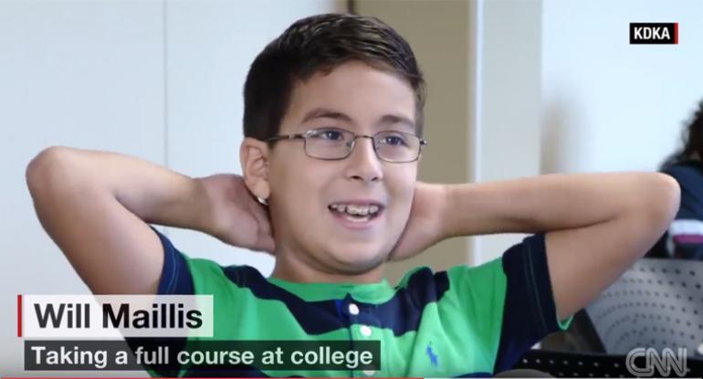 william-maillis, παιδί θαύμα, Ουίλλιαμ Μαϊλλης
