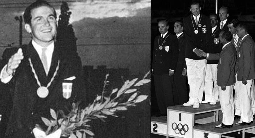 Διάδοχος Κωνσταντίνος, Ολυμπιακοί αγώνες