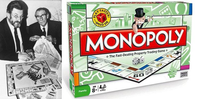 Μονόπολη, Monopoly,