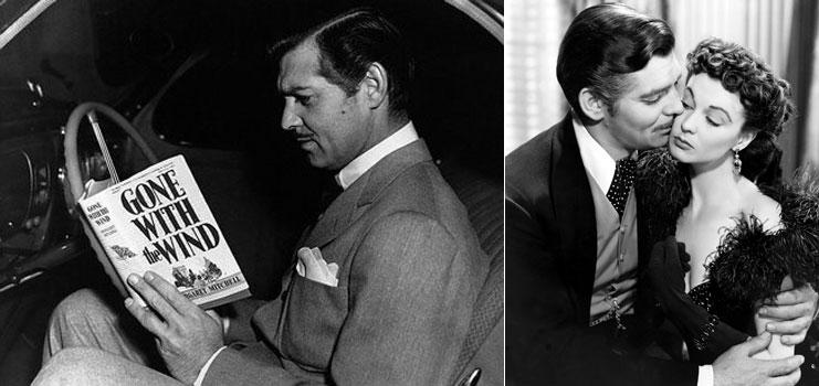 Clark Gable, Κλαρκ Γκέϊμπλ
