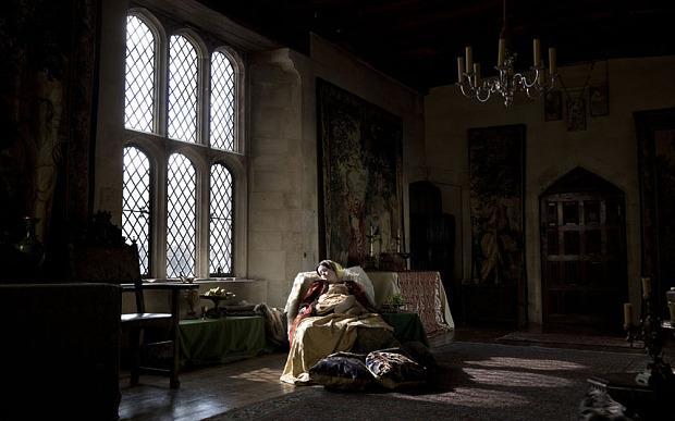 Wolf Hall, Anne Boleyn (CLAIRE FOY)