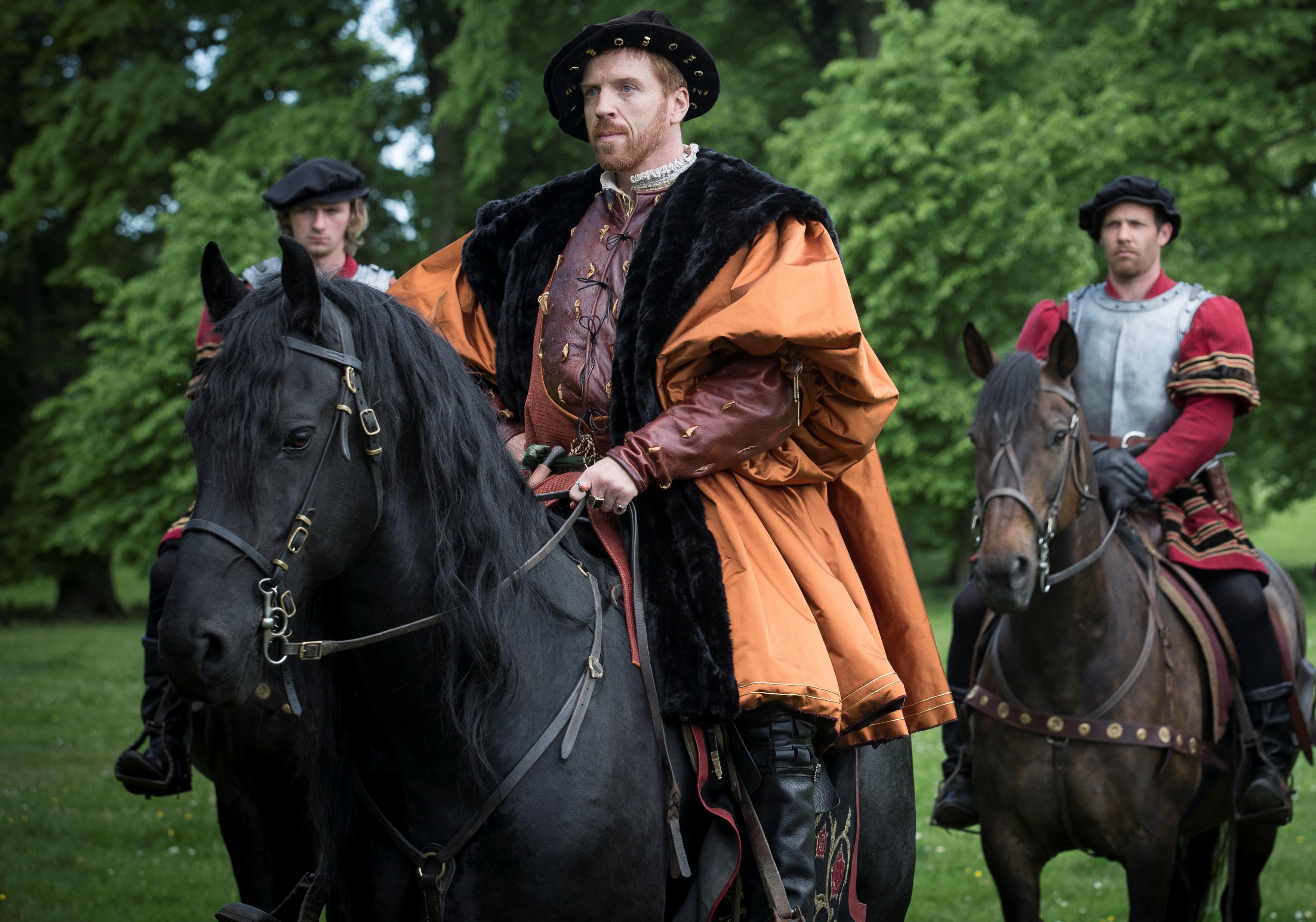 Τηλεοπτική σειρά, BBC 2, WOOLF HALL, Thomas Cromwell, Mark Rylance,