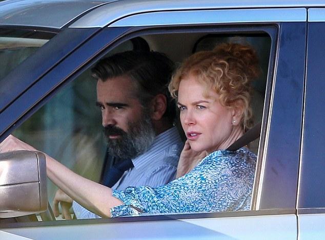ΤΑΙΝΙΑ, Γιώργος Λάνθιμος, Nicole Kidman, Colin Farrell, «The killing of a sacred deer»