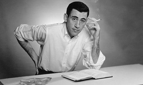"Jerome David ""J.D."" Salinger, Τζερόμ Ντέιβιντ Σάλιντζερ,"