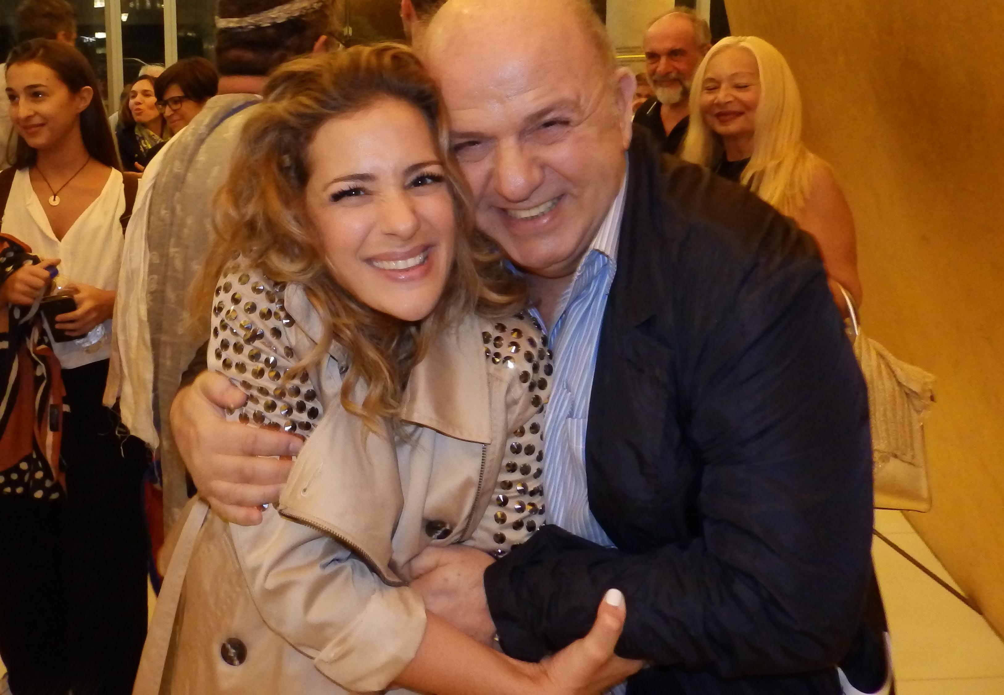 Νατάσα Μποφίλιου, Νίκος Μουρατίδης