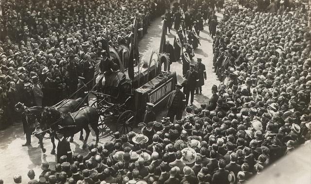 Κηδεία της βασίλισσας Βικτωρίας,