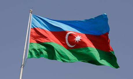 σημαία Αζερμπαϊτζάν