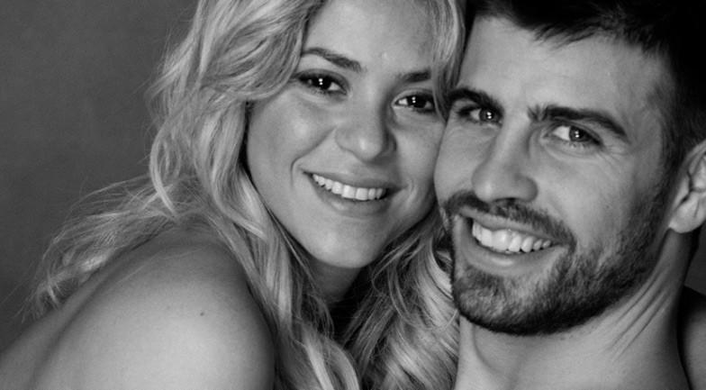 Shakira, Gerard Piquet,