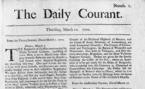 The Daily Courant,