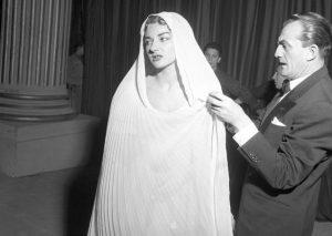 Luchino Visconti, σκηνοθέτης, σινεμά, Μαρία Κάλλας