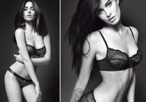 Ladies, Armani, Megan Fox