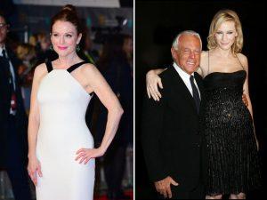 Julianne Moore, Armani, Cate Blanchett
