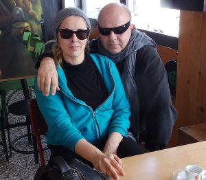Παρθενόπη Μπουζούρη, Νίκος Μουρατίδης, ηθοποιός, Ψύχωση, Parthenopi Bouzouri