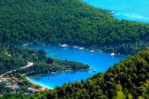 εφημερίδα Μεγάλης Βρετανίας, Guardian, 18 ελληνικά νησιά, Greek Islands, nikosonline.gr, Σκόπελος