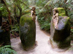 William Ricketts, Sanctuary, Πάρκο, Γλυπτά, Αυστραλία,