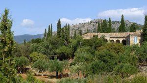 Sir Patrick Leigh Fermor, Καρδαμύλη, Μάνη, Μουσείο Μπενάκη, Ίδρυμα Σταύρος Νιάρχος, Σερ Πάτρικ Λη Φέρμορ, nikosonline.gr