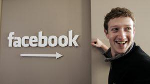 Μαρκ Ζούκερμπεργκ, Mark Zuckerberg