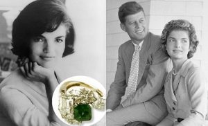Jackie-Kennedy, John Fitzgerald Kennedy