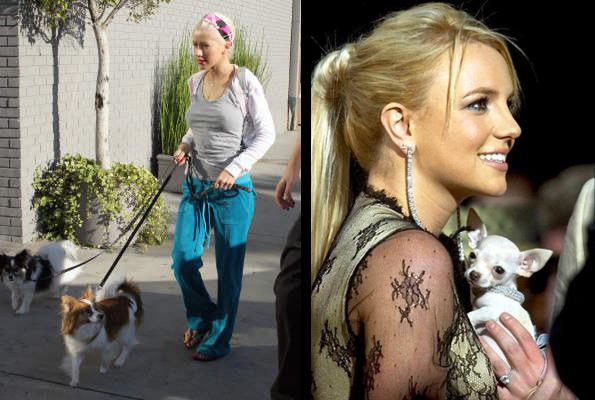 Christina Aguilera- Britney Spears