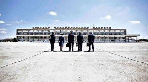 Εικαστικά, Αεροδρόμιο Λευκωσίας, Art, Άντρου Ευσταθίου, Nikos On Line