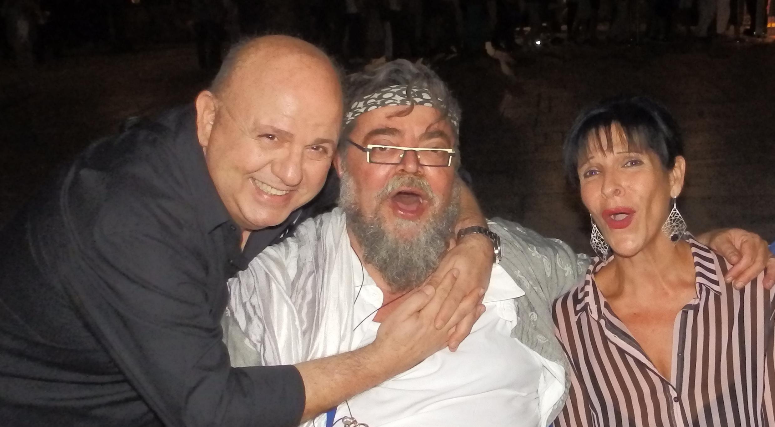 Νίκος Μουρατίδης, Σταμάτης Κραουνάκης, Σοφία Βόσσου