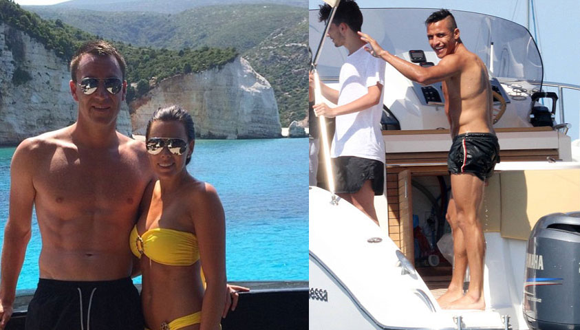Stars, Greece, Holidays, Summer, Mykonos, celebrities