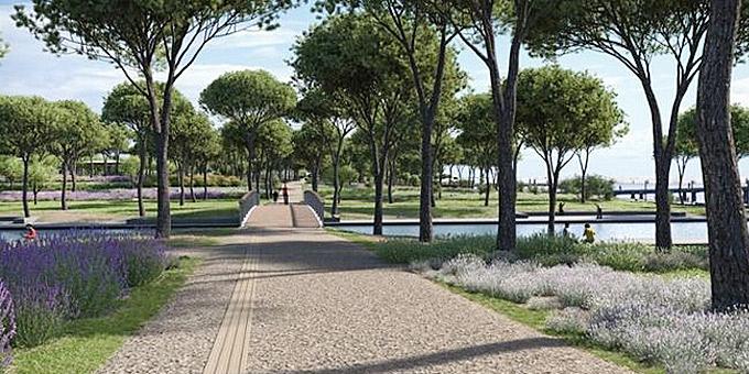 Ανάπλαση, Φάληρο, πάρκο, παραλία , Ίδρυμα Νιάρχου