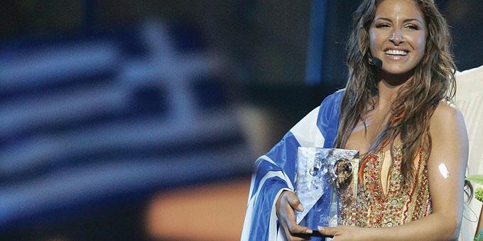 Eurovision song contest, Φεστιβάλ Γιουροβίζιον, Ελλάδα, '90, '00, τραγουδιστές, θέσεις, βαθμοί