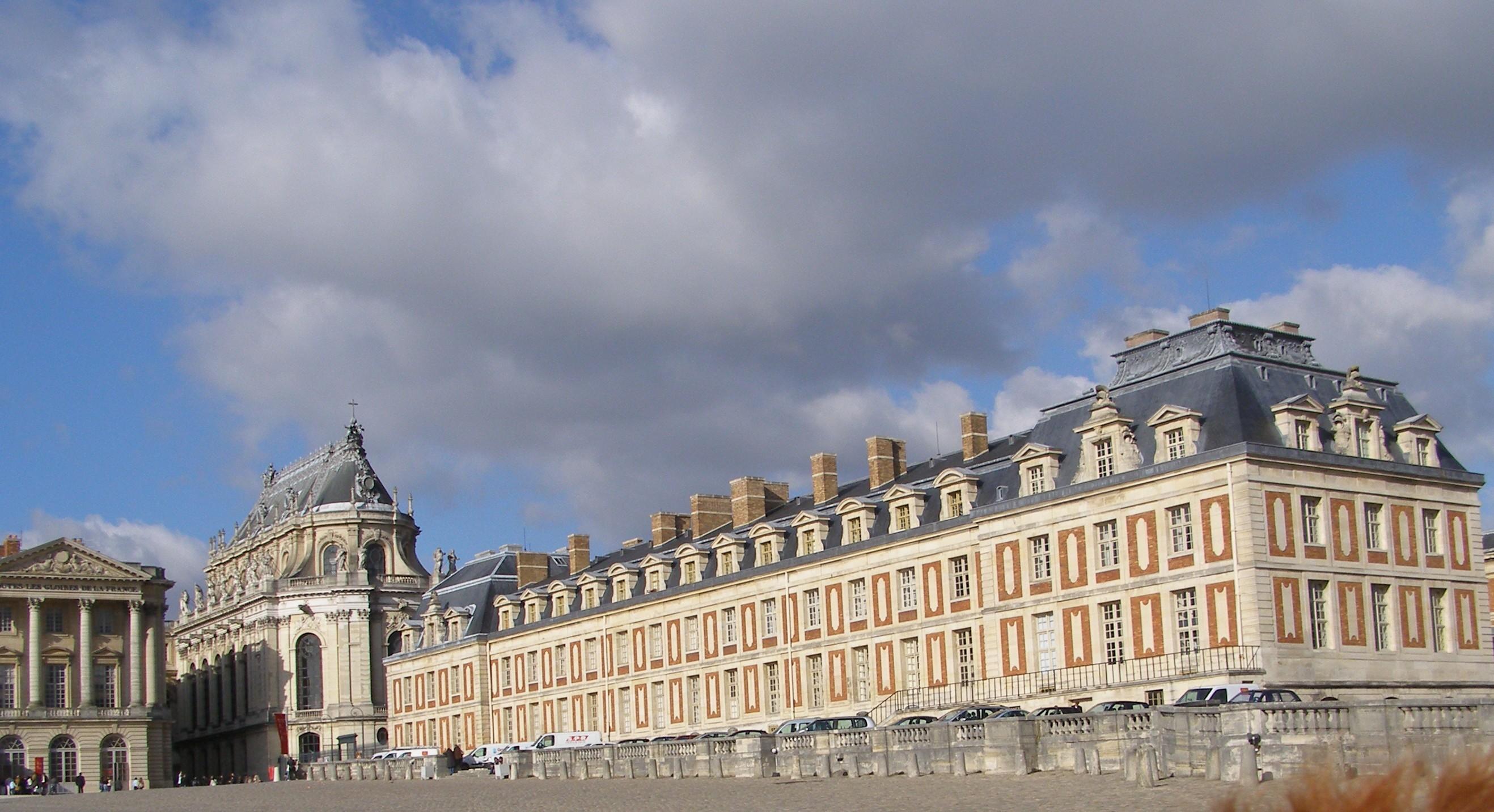 Βερσαλλίες, Γαλλία, Ανάκτορο, πολυτέλεια, Λουδοβίκος, παλάτι, έργα τέχνης