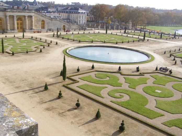 Βερσαλλίες, κήποι, ανάκτορα, Γαλλία, μουσείο, Νίκος Μουρατίδης