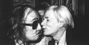 Andy Warhol, Dali
