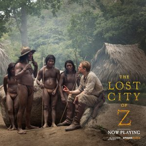 The Lost City of Z,