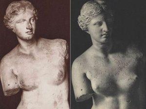 Αφροδίτη της Μήλου, Aphrodite Milo,
