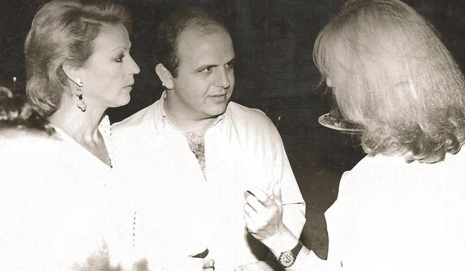 Ζωή Λάσκαρη, Νίκος Μουρατίδης, Αλίκη Βουγιουκλάκη