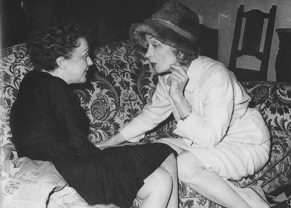 Piaf-Dietrich