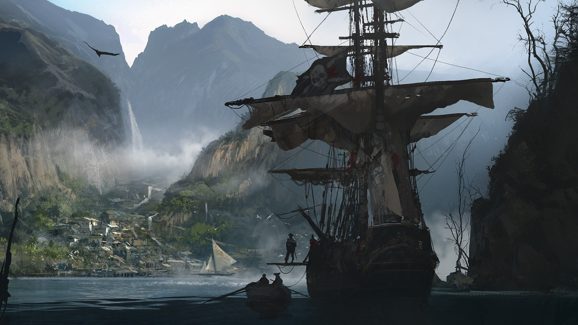 Video_Games_Assassin_s_Creed_Black_Flag_Pirate_Schooner_Ship_Sail_Drawing_Row_Boat_106902
