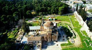 Ελληνικά μνημεία Πολιτιστικής κληρονομιάς της UNESCO