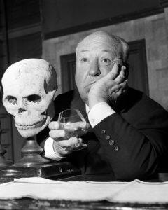 Alfred-Hitchcock, Άλφρεντ Χιτσκοκ
