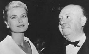 Alfred-Hitchcock, Άλφρεντ Χιτσκοκ, Grace Kelly