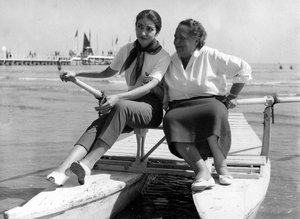 Maria Callas, Elsa Maxwell