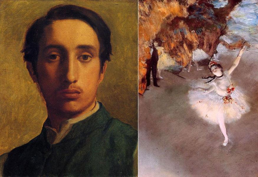 ΖΩΓΡΑΦΙΚΗ, ΕΙΚΑΣΤΙΚΑ, ΕΝΤΓΚΑΡ ΝΤΕΓΚΑ, Edgar Degas, ΓΑΛΛΟΣ ΙΜΠΡΕΣΙΟΝΙΣΤΗΣ, ΜΠΑΛΑΡΙΝΕΣ, ΤΟ BLOG ΤΟΥ ΝΙΚΟΥ ΜΟΥΡΑΤΙΔΗ, nikosonline.gr,